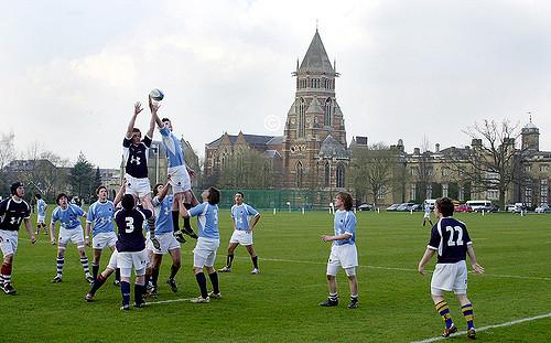 Rugby School: Rugby, Warwickshire, UK