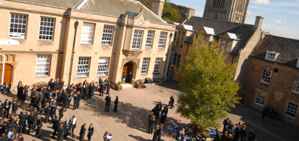 Oundle School: Peterborough, UK